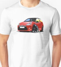 Citroen DS3 Red (Black) Unisex T-Shirt
