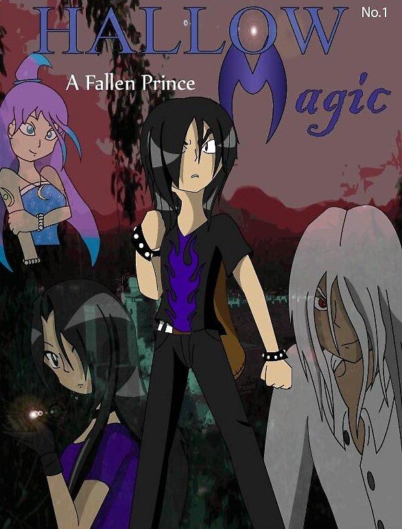 HALLOW MAGIC No.1: A Fallen Prince by HM-Candy