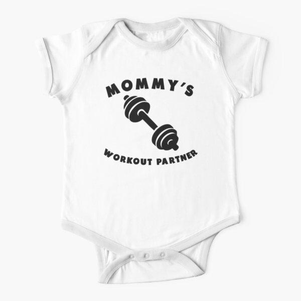 Bro Do You Even Lift Funny Gym Weights Joke Unisex Baby Grow Bodysuit