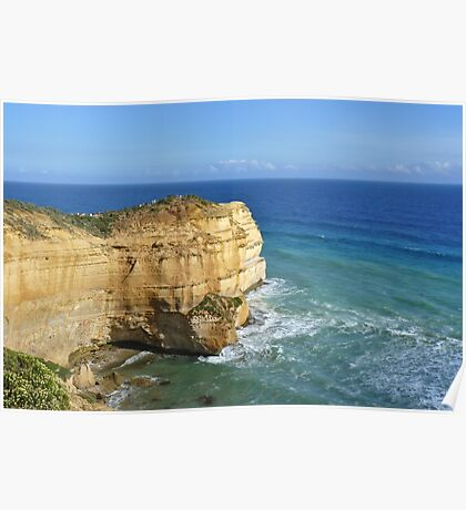 12 Apostles along the Great Ocean Road, Vic. Poster