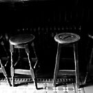 Dublin - The Temple Bar - Bar Stools by rsangsterkelly