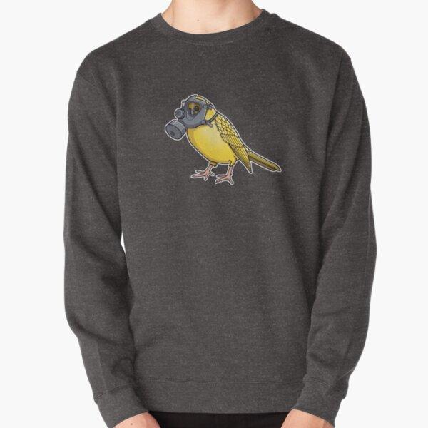 The Birds Aren't Singing Pullover Sweatshirt