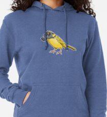 Die Vögel singen nicht Leichter Hoodie