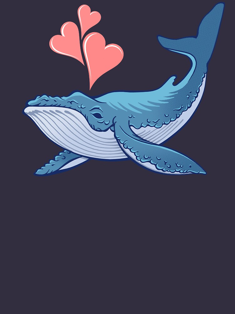 Whale Love! | Unisex T-Shirt