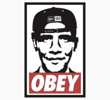 Obama Obey New Era Snapback