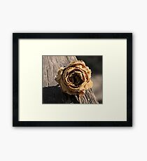 Sorrow Within Framed Print