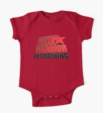 AMERICAN NINJA WARRIOR IN TRAINING One Piece - Short Sleeve