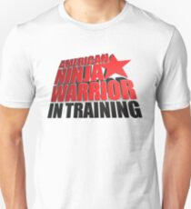 AMERICAN NINJA WARRIOR IN TRAINING Unisex T-Shirt