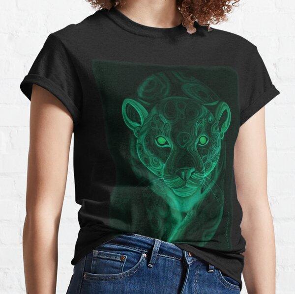 Malachite Jaguar Classic T-Shirt