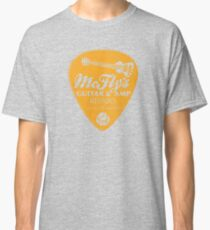 McFly's Repairs - Orange Classic T-Shirt