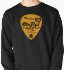McFly's Repairs - Orange Pullover
