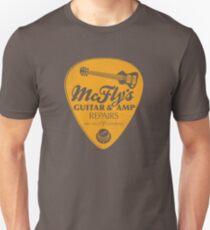 McFly's Repairs - Orange T-Shirt