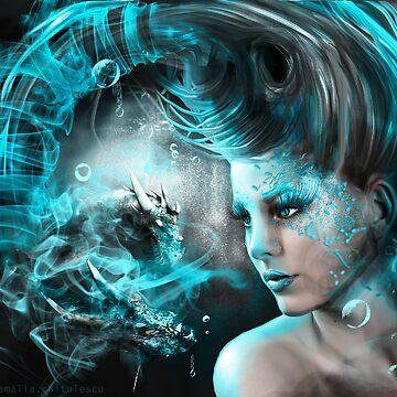 Dark fantasy by AmyAmalia