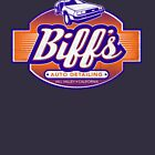 «Biff's Auto Detailing» de rubyred