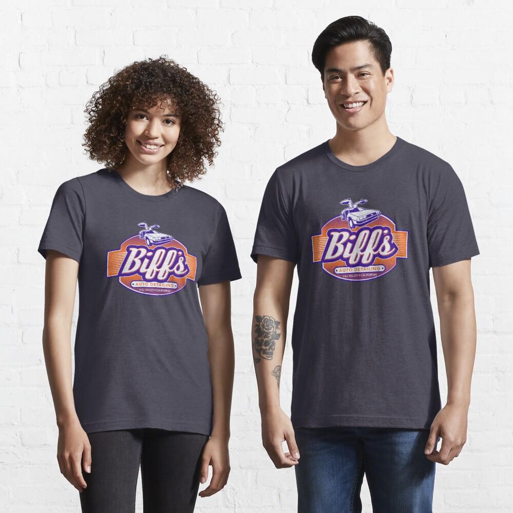Biff's Auto Detailing Essential T-Shirt