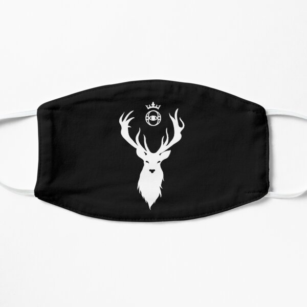 Throne of Glass Court of Terrasen Stag Mask