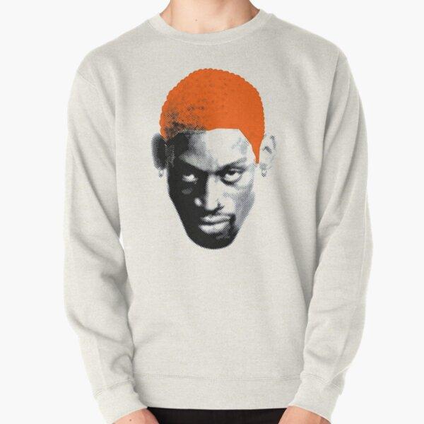 RARE New Dennis Rodman T Shirt Vintage 90s Rodzilla Pullover Sweatshirt