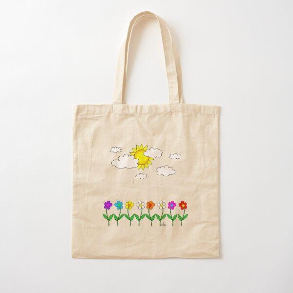 Sunny Day! Cotton Tote Bag