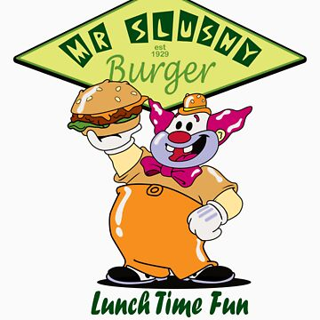Phineas & Ferb-Slushy Burger by chewietoo