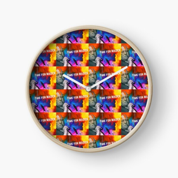Time for Magick Clock