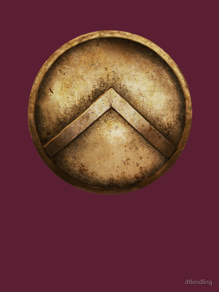 Spartan Shield by dtkindling