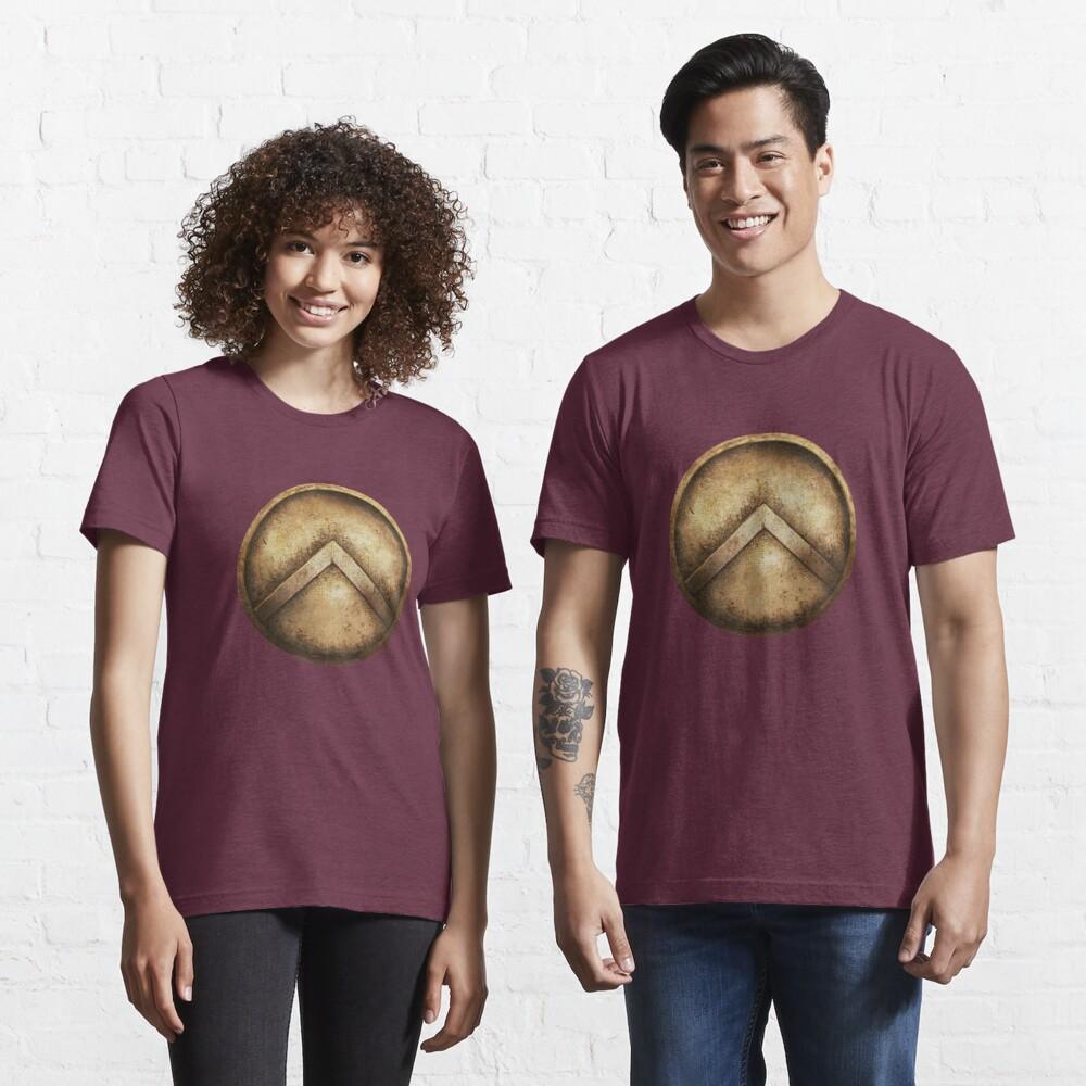 Spartan Shield Essential T-Shirt