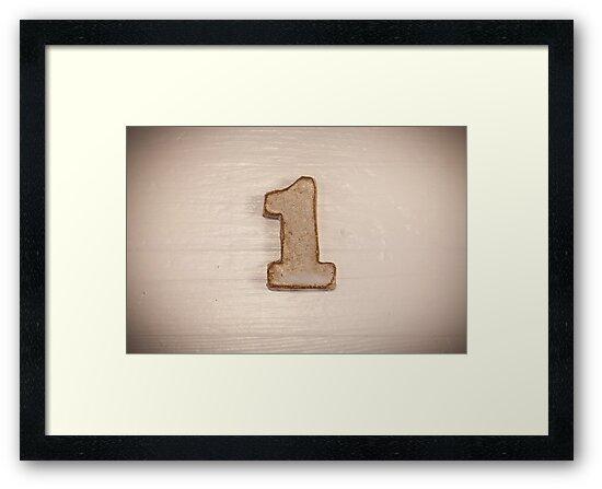 Number I by MikkoEevert