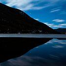 Grand Lake at Night by JRRouse