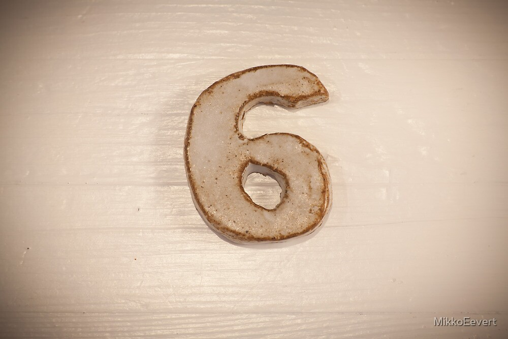 Number VI by MikkoEevert