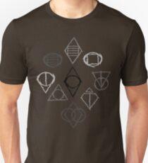 Shadow Marks Unisex T-Shirt