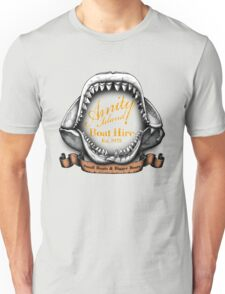 Amity Island Boat Hire T-Shirt
