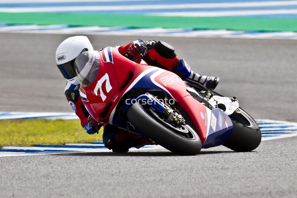 James Ellison in Jerez 2012 by corsefoto