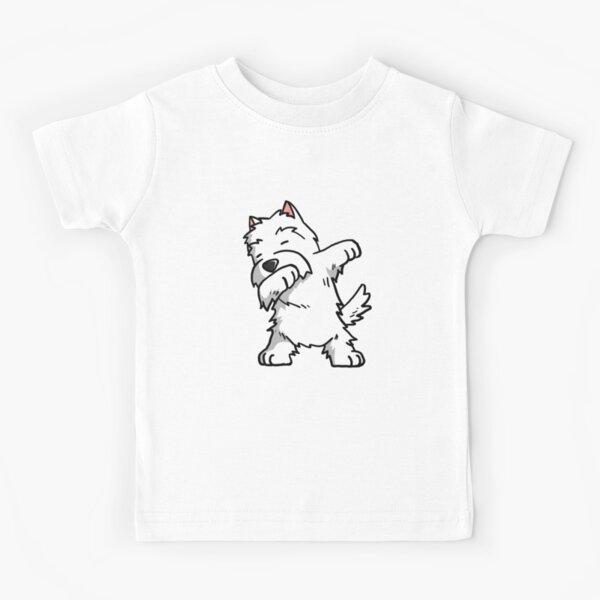 I Love My West Highland White Terrier Puppy Dog Kids // Childrens T-Shirt