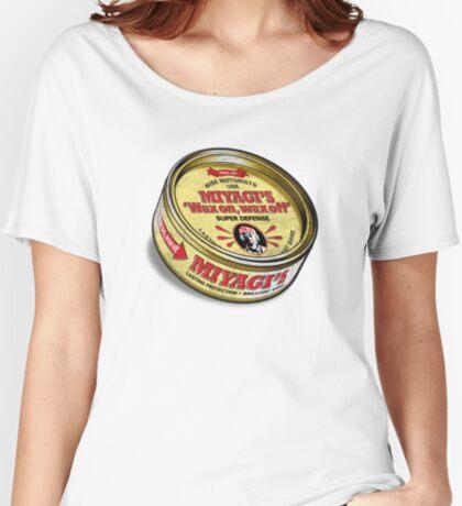 Super Wax Women's Relaxed Fit T-Shirt