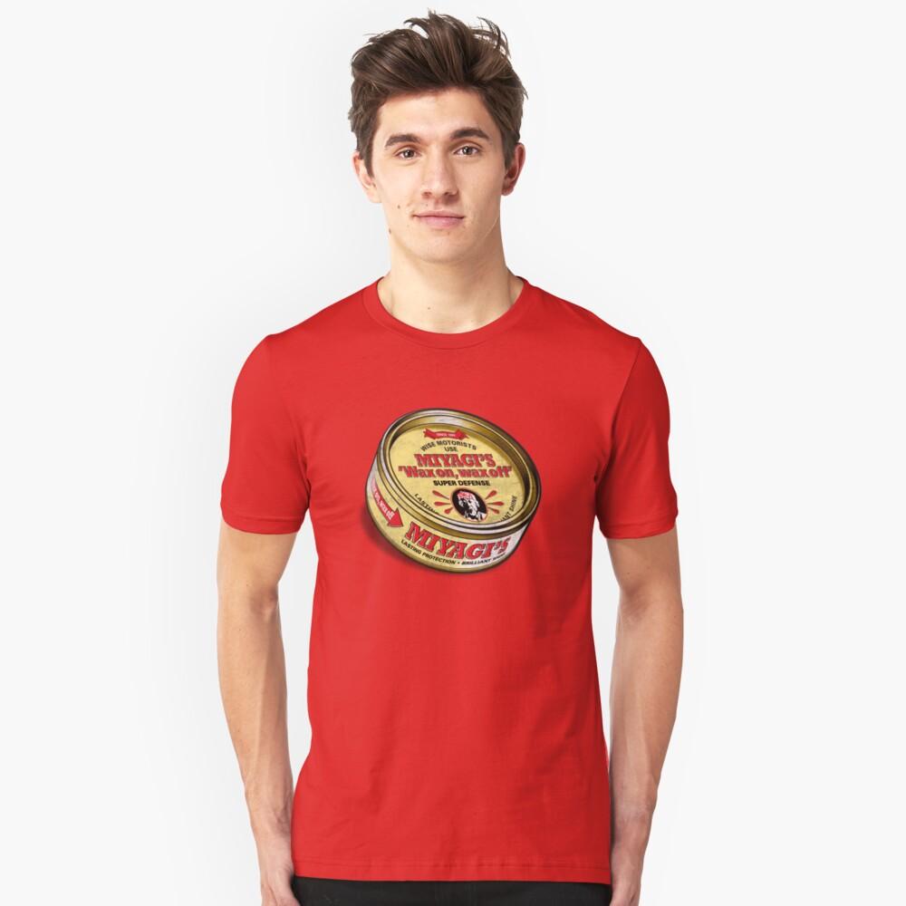 Super Wax Unisex T-Shirt Front