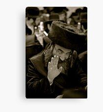 Shalom Aleichem ! Adar. 2012. Leżajsk. by Doktor Faustus.  Toda raba ! Favorites: 1 Views: 138 . Canvas Print