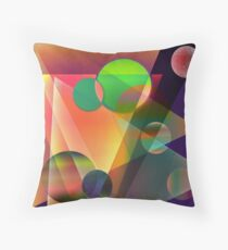 There must be an angle...... Throw Pillow