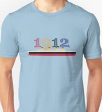 Titanic Silhouette 1912 Unisex T-Shirt