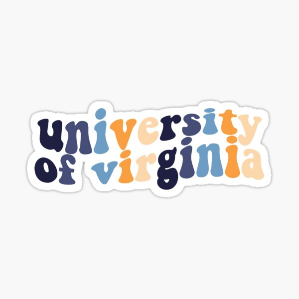 uva sticker Sticker