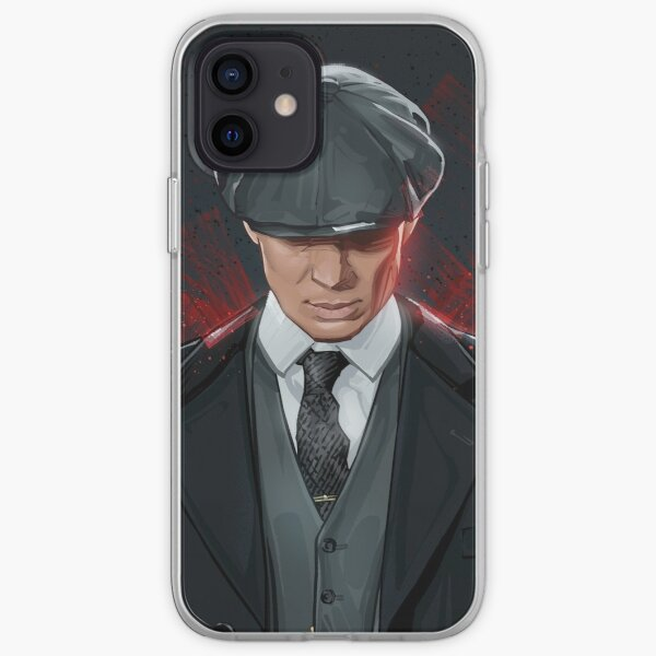 Tommy Shelby iPhone Soft Case