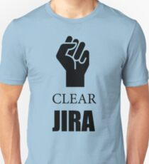 Clear Jira Unisex T-Shirt