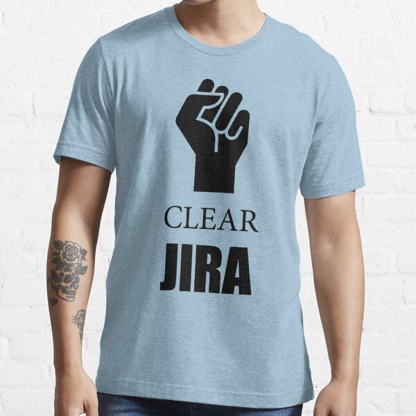 Despejar Jira Camiseta esencial