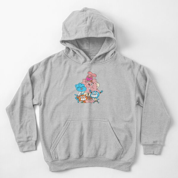 The Amazing World of Gumball Kids Pullover Hoodie