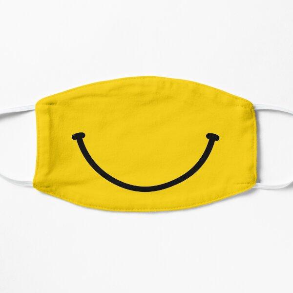 Smile Flat Mask