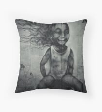 Bounce Throw Pillow