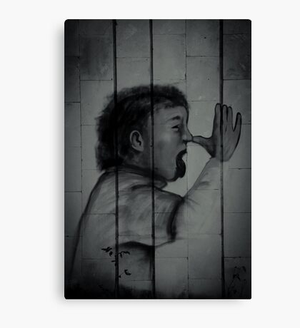 Provocation Canvas Print