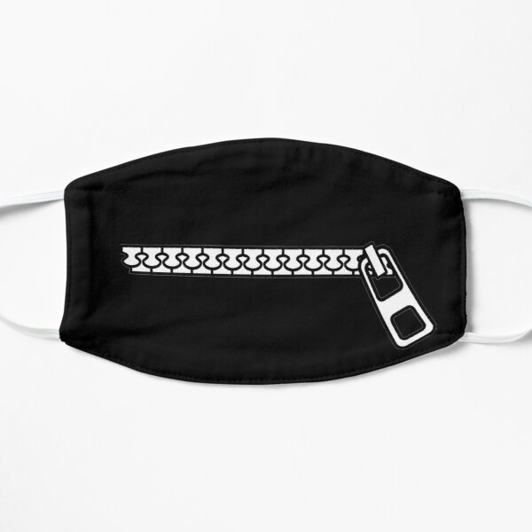 Conception Kawaii zippée Masque sans plis