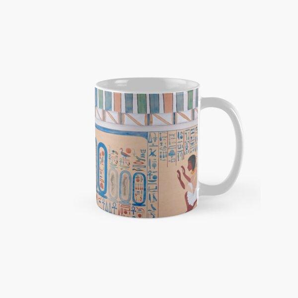 The Lintel of Hatiay, Amarna Classic Mug