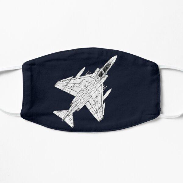 F4 Phantom Fighter Aircraft Mask