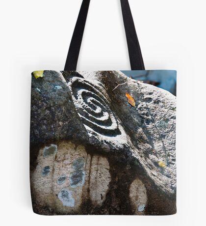 Altavista Petroglyphs Tote Bag